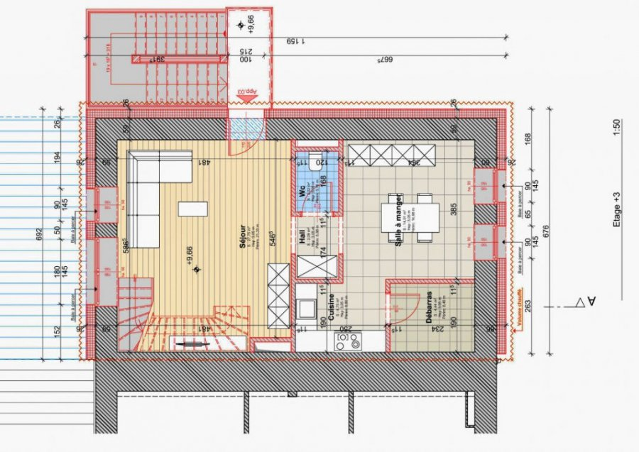 apartment for buy 2 bedrooms 105 m² troisvierges photo 7