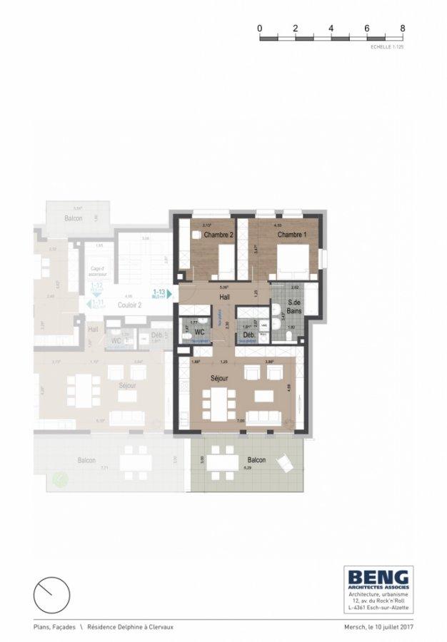 acheter appartement 2 chambres 86 m² clervaux photo 2