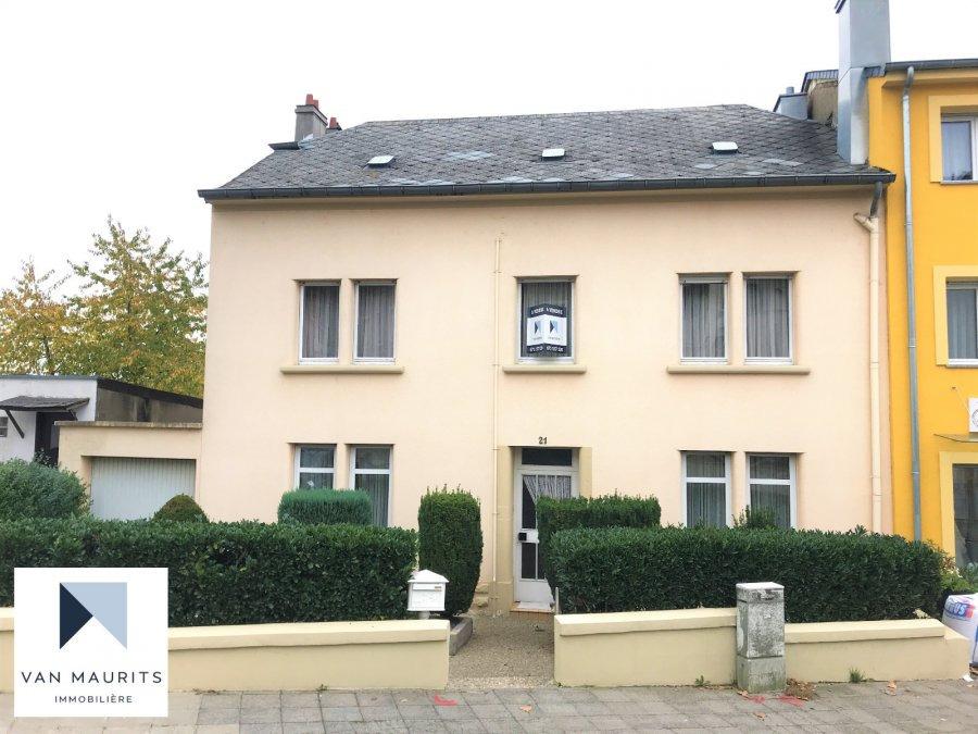 acheter maison 5 chambres 189 m² dudelange photo 1