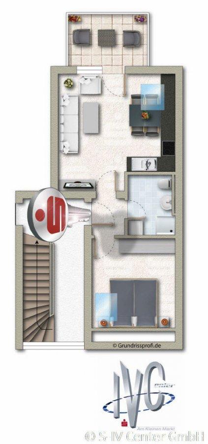 wohnung kaufen 1 zimmer 41.01 m² dillingen foto 2