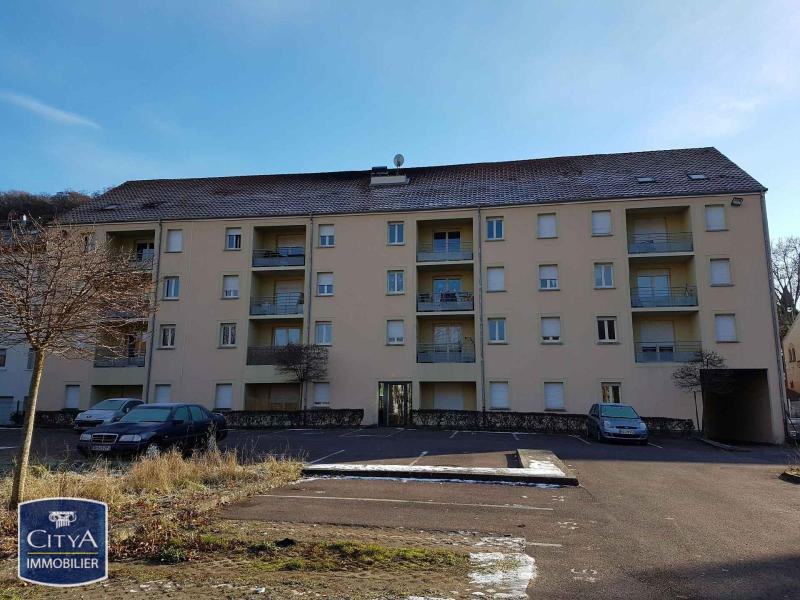 louer appartement 2 pièces 47 m² saint-avold photo 1