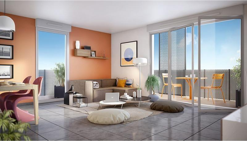Appartement à vendre F3 à Saint-julien-les-metz