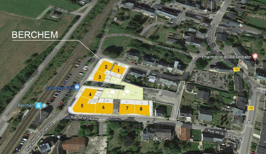 apartment for buy 3 bedrooms 116.71 m² berchem photo 3