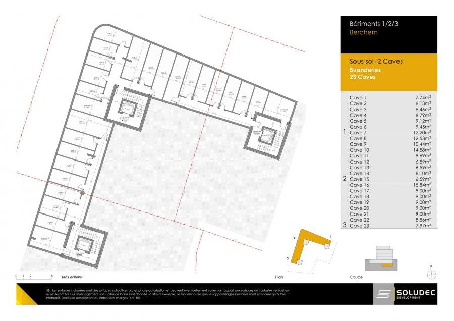 apartment for buy 3 bedrooms 116.71 m² berchem photo 5