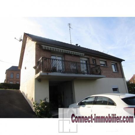 acheter maison 5 pièces 79 m² le cateau-cambrésis photo 4