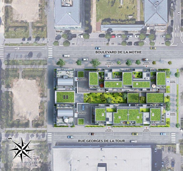 acheter appartement 3 pièces 62.69 m² nancy photo 2