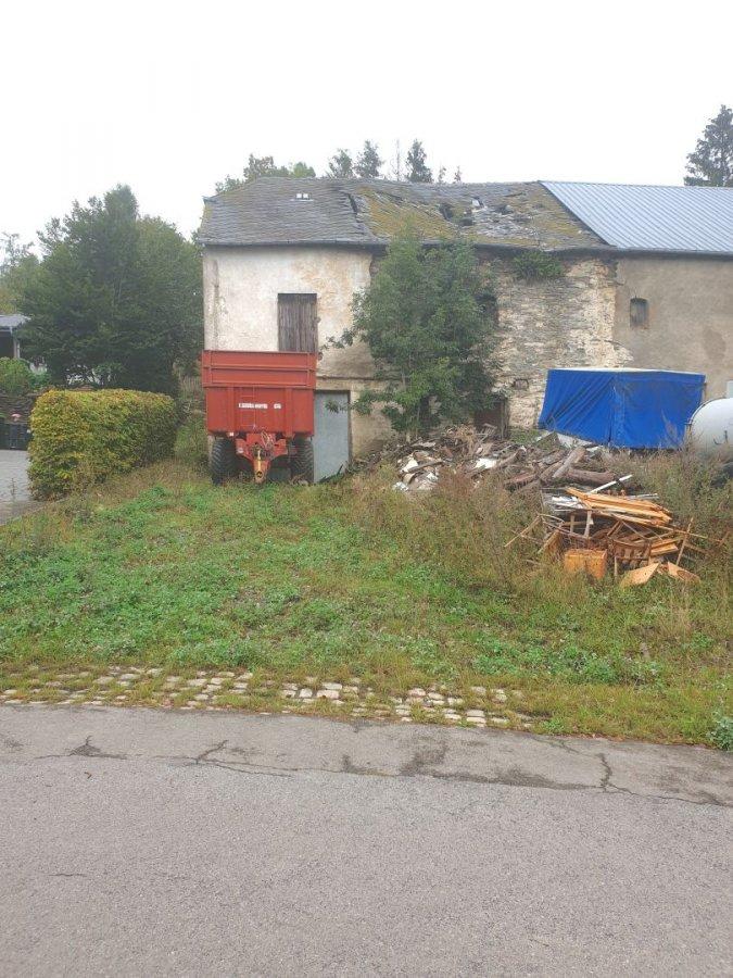 Terrain non constructible à vendre à Sassel