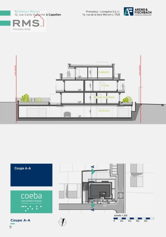 acheter résidence 0 chambre 45.58 à 86.06 m² capellen photo 7