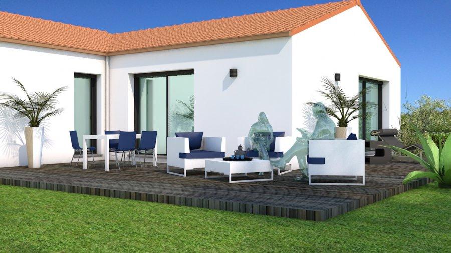 acheter maison 6 pièces 108 m² frossay photo 3