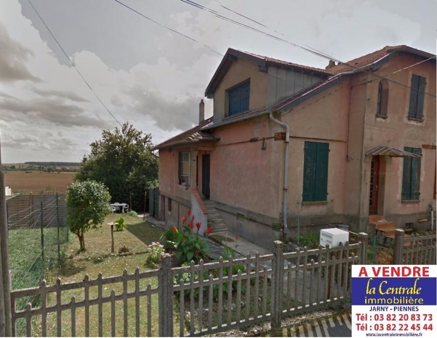 acheter maison jumelée 2 pièces 55.77 m² joudreville photo 1