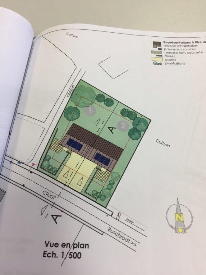 Terrain constructible à vendre à Wahl