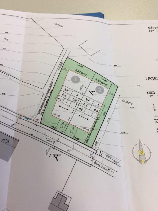 acheter terrain constructible 0 chambre 0 m² wahl photo 4