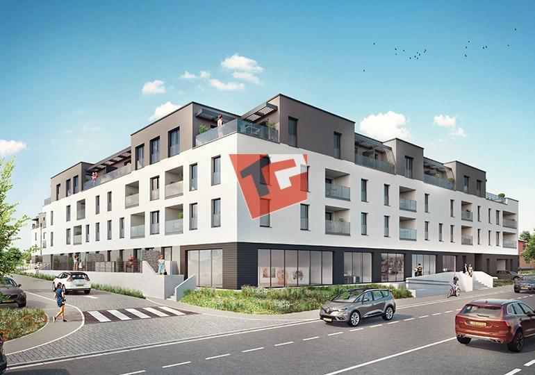 wohnung kaufen 3 schlafzimmer 132.91 m² howald foto 5