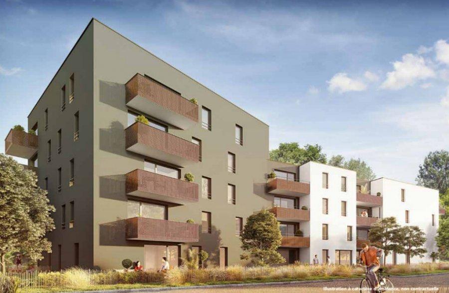 acheter appartement 3 pièces 60.5 m² maxéville photo 2