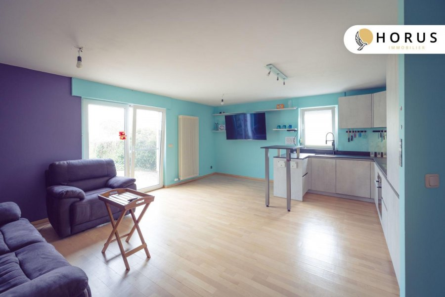 acheter triplex 2 chambres 85 m² hoscheid-dickt photo 2