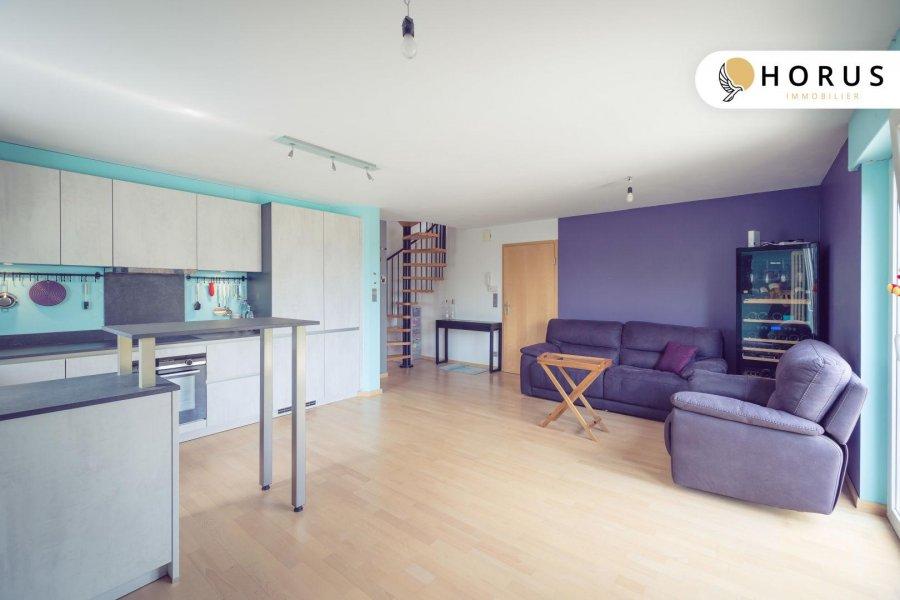 acheter triplex 2 chambres 85 m² hoscheid-dickt photo 1