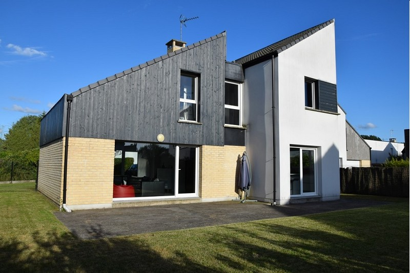 Maison individuelle en vente cysoing 125 m 394 000 for Acheter maison individuelle nord