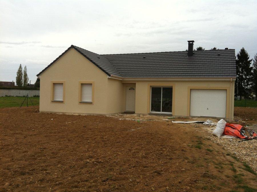 Maison individuelle en vente fresnay sur sarthe 97 m for Maison individuelle a acheter