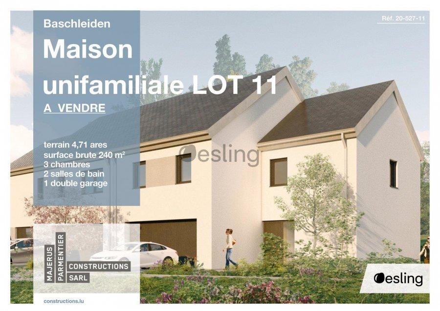 doppelhaushälfte kaufen 3 schlafzimmer 138.89 m² baschleiden foto 2
