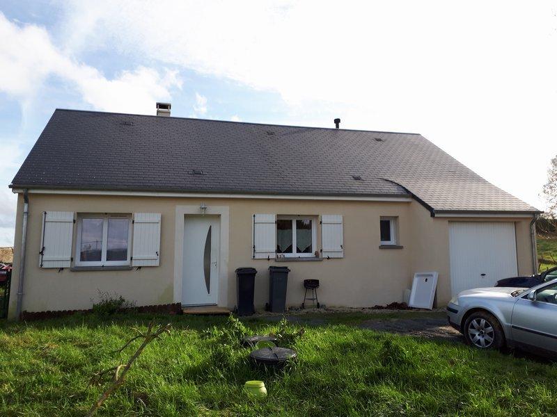 Maison à vendre F5 à Saint aubin le depeint
