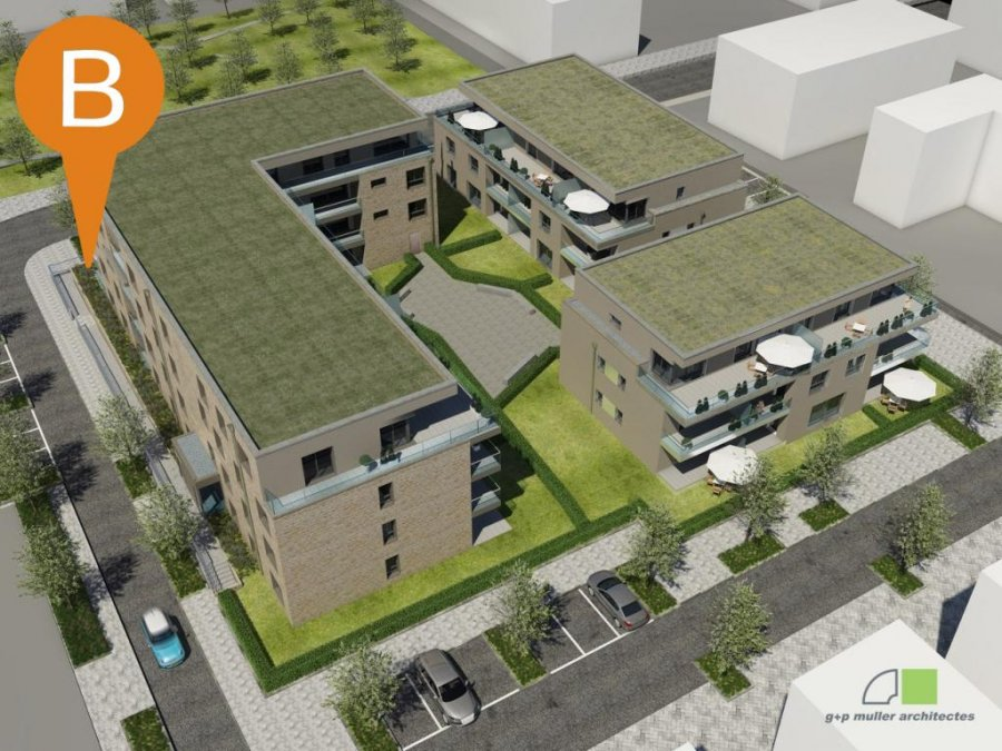 wohnung kaufen 3 schlafzimmer 90 m² differdange foto 3