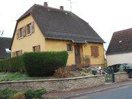 Maison à vendre F6 à Sarre-Union - Réf. 6595309