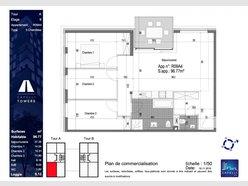 Appartement à vendre 3 Chambres à Belval - Réf. 4977645