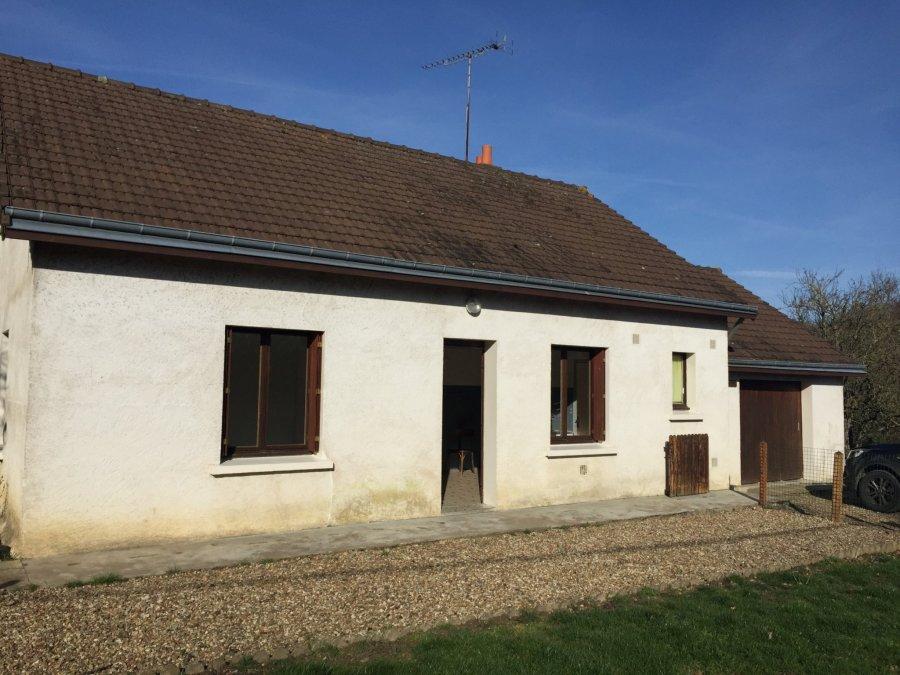 Maison à louer F3 à Villedieu le chateau