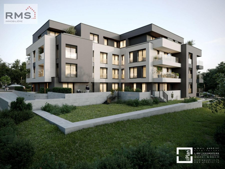 acheter appartement 1 chambre 48.36 m² luxembourg photo 1