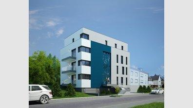 Résidence à vendre à Luxembourg-Kirchberg - Réf. 6014957