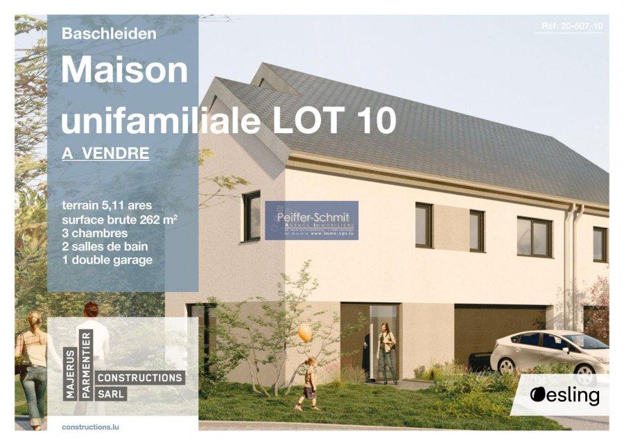 doppelhaushälfte kaufen 3 schlafzimmer 160 m² baschleiden foto 1
