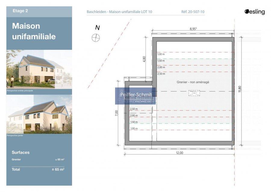 doppelhaushälfte kaufen 3 schlafzimmer 160 m² baschleiden foto 7