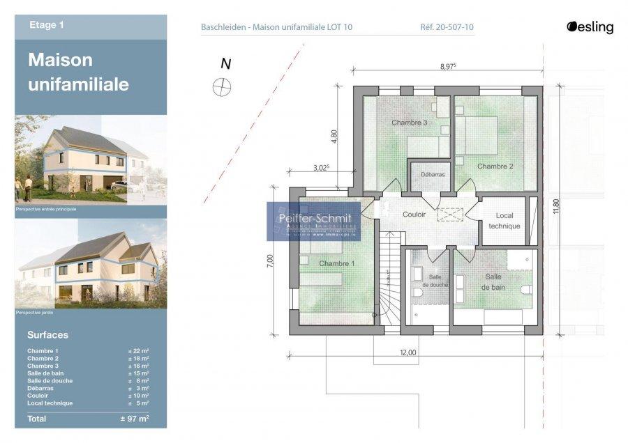 doppelhaushälfte kaufen 3 schlafzimmer 160 m² baschleiden foto 6