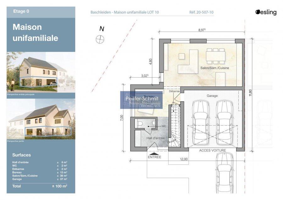 doppelhaushälfte kaufen 3 schlafzimmer 160 m² baschleiden foto 5