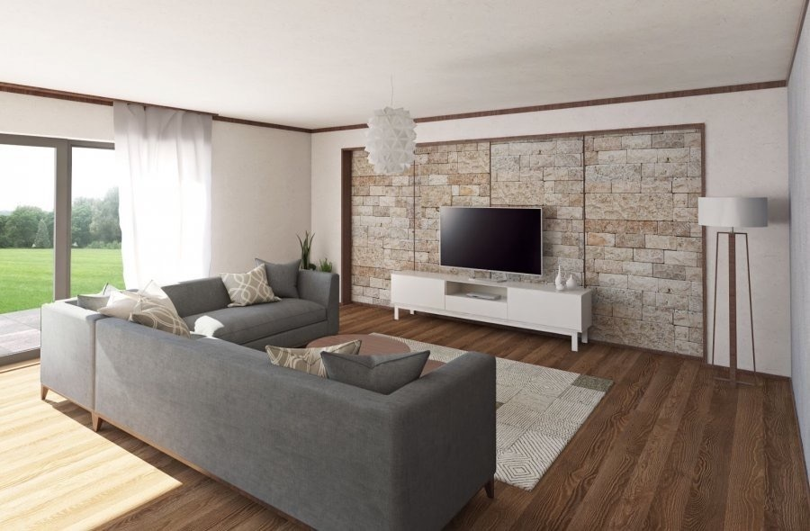 apartment for buy 2 bedrooms 96.74 m² clemency photo 4