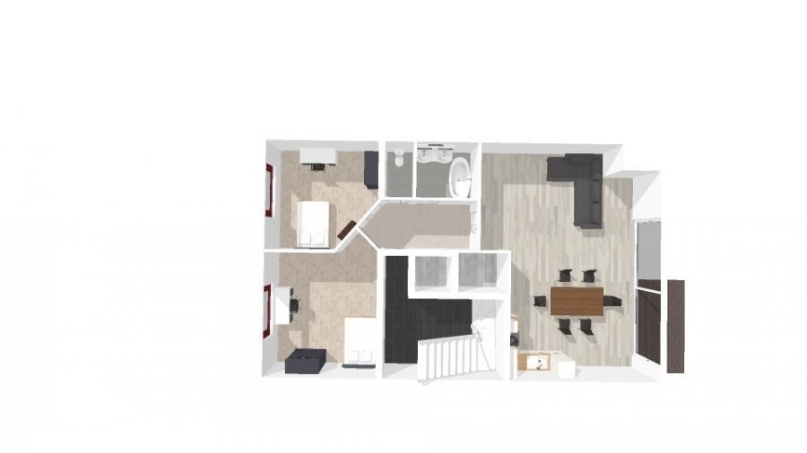 apartment for buy 2 bedrooms 96.74 m² clemency photo 6