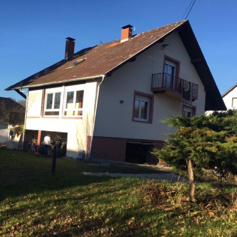 acheter maison 6 pièces 125 m² sarreguemines photo 1