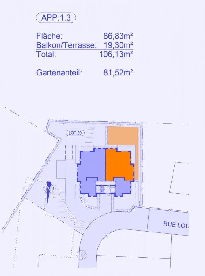 acheter appartement 2 chambres 94.55 m² strassen photo 3
