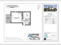 Appartement à vendre F2 à Amnéville - Réf. 6283245