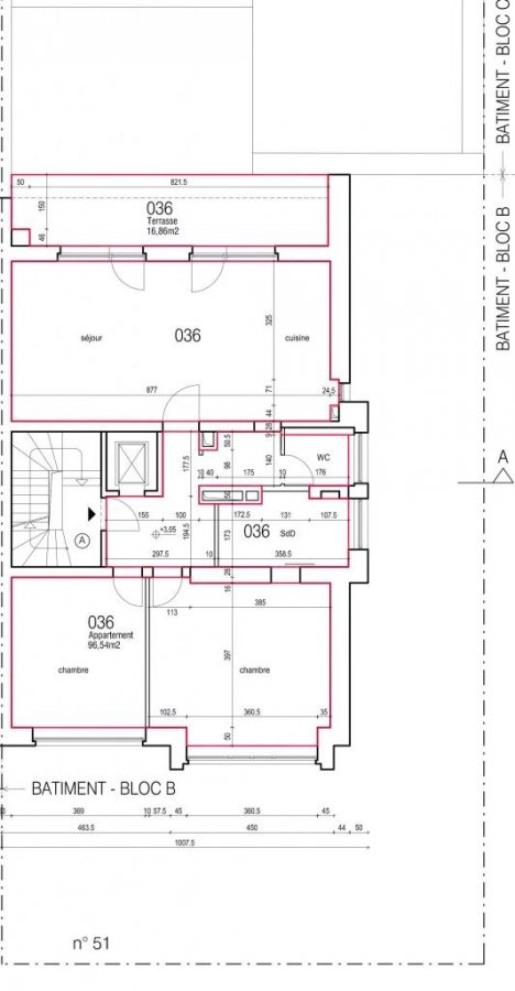 apartment for buy 2 bedrooms 96.54 m² luxembourg photo 1