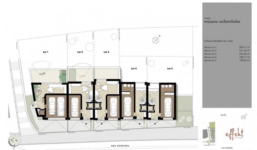 acheter maison jumelée 3 chambres 143.31 m² luxembourg photo 5