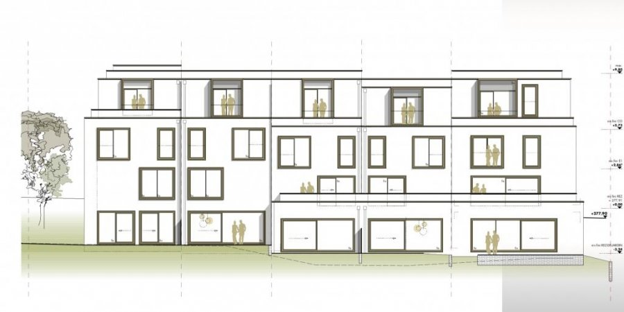 acheter maison jumelée 3 chambres 188 m² luxembourg photo 1