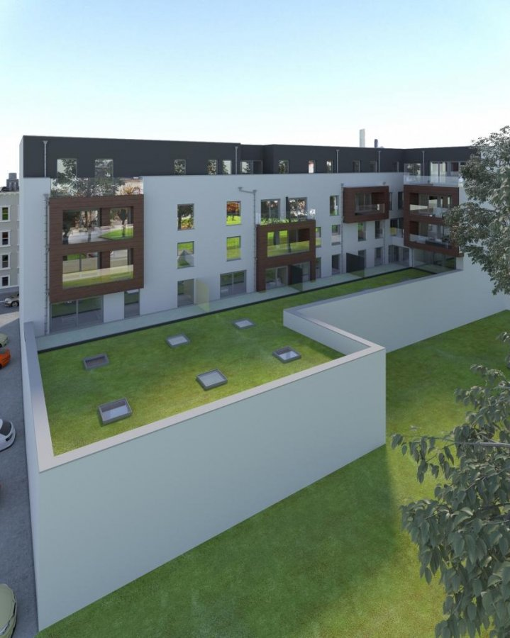 penthouse-wohnung kaufen 3 schlafzimmer 121.8 m² luxembourg foto 4