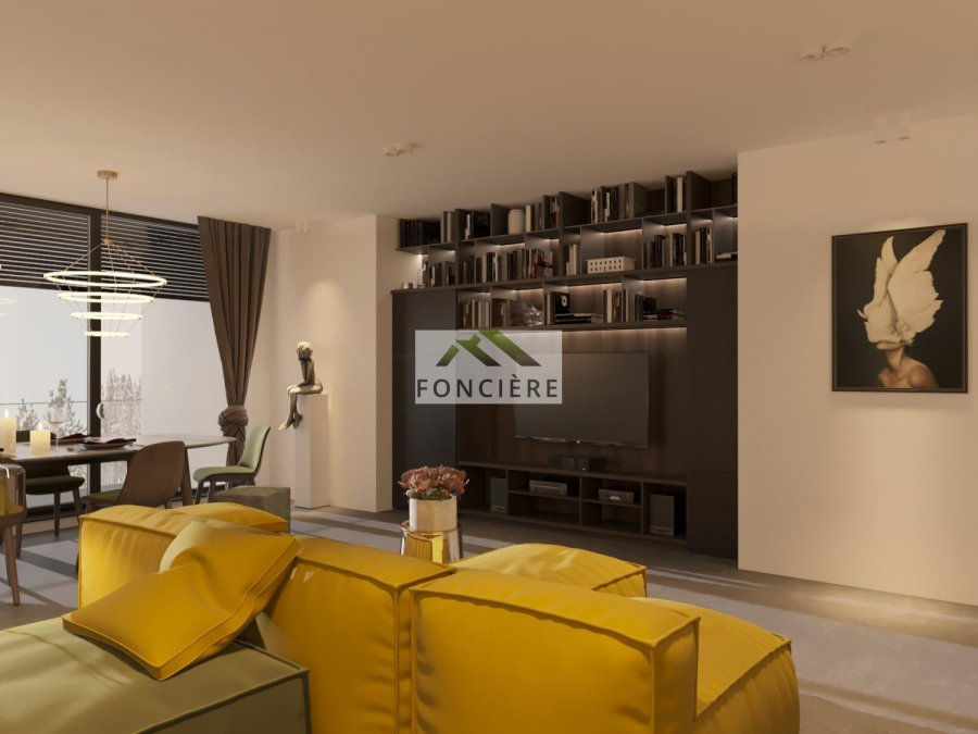 acheter penthouse 3 chambres 121.8 m² luxembourg photo 7