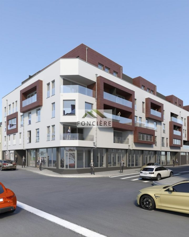 acheter penthouse 3 chambres 121.8 m² luxembourg photo 1