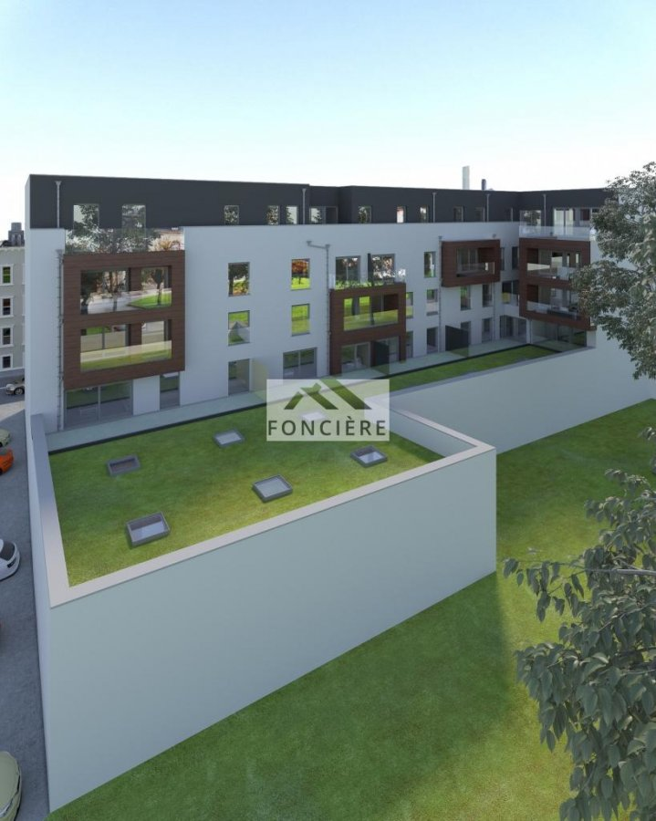 acheter penthouse 3 chambres 121.8 m² luxembourg photo 4