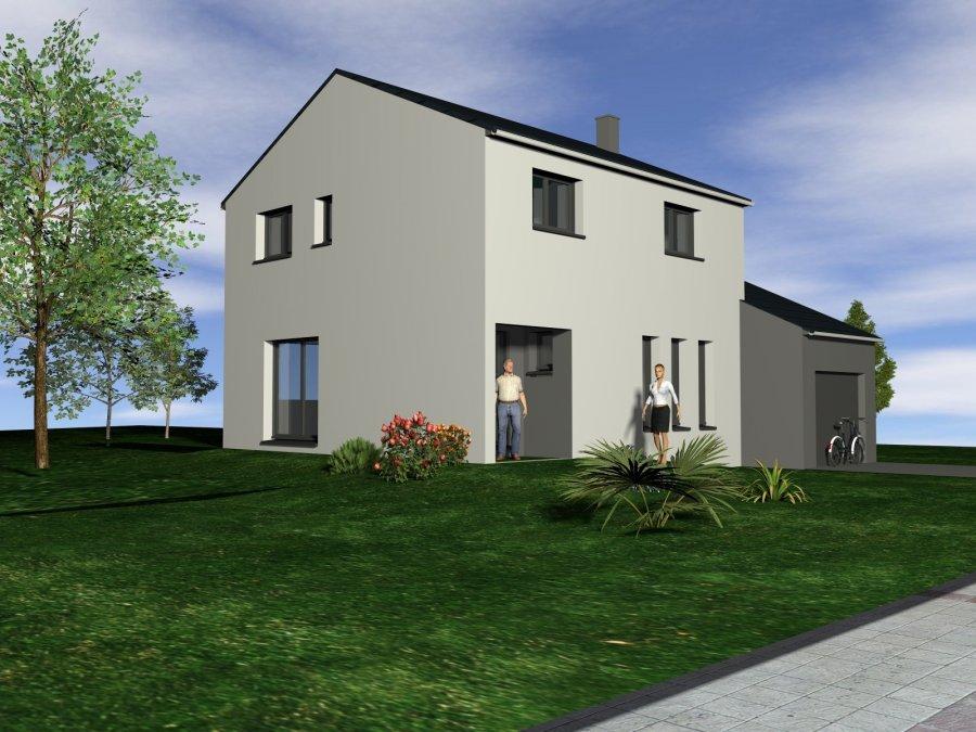 acheter terrain + maison 5 pièces 0 m² manderen photo 2