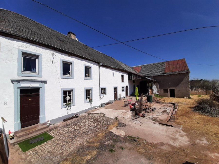 acheter corps de ferme 4 pièces 90 m² oberweis photo 1