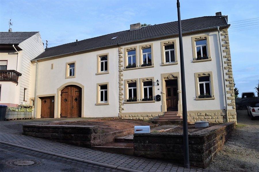 bauernhaus kaufen 9 zimmer 200 m² freudenburg foto 1