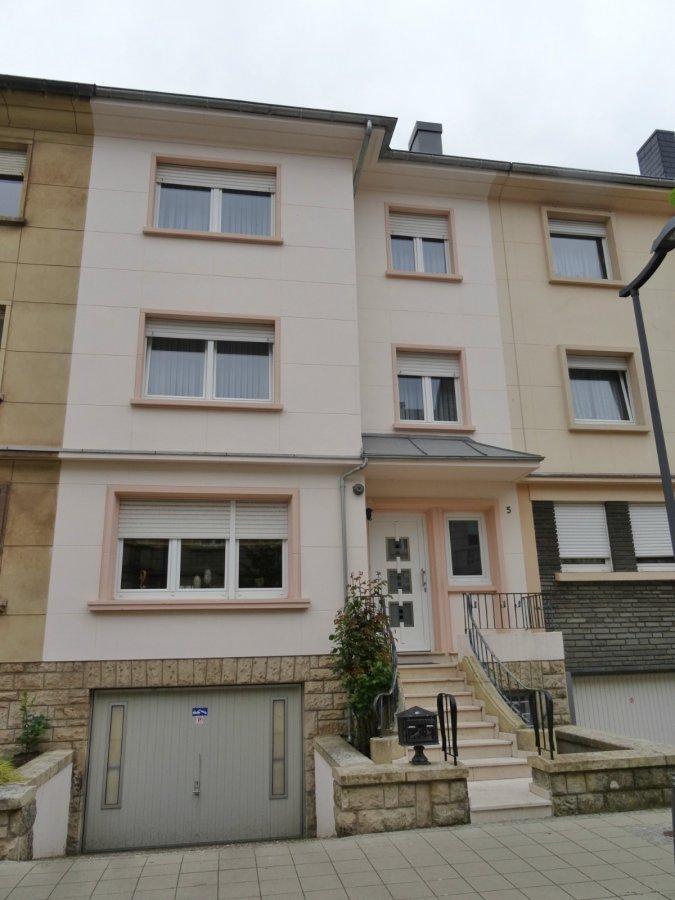 acheter maison mitoyenne 6 chambres 180 m² esch-sur-alzette photo 1